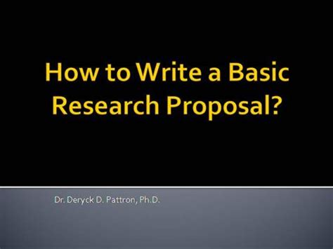Research Paper Proposal - Oakland University